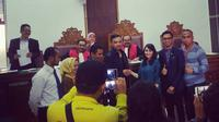 Tessa Kaunang dan Sandy Tumiwa berdamai lagi (Instagram/thessakaunangtuiit)