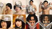 6 Cosplay Low Budget Pakai Panci Ini Hasilnya Bikin Ketawa (sumber: Instagram/lowcostcosplayth)