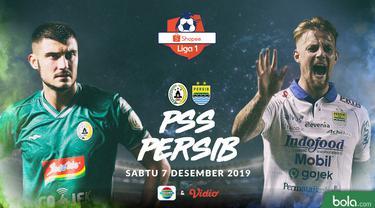 PSS Sleman Vs Persib Bandung - Head to Head Pemain