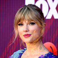 Taylor Swift saat menghadiri iHeartRadio Music Award 2019. (Frazer Harrison / GETTY IMAGES NORTH AMERICA / AFP)