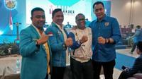 KNPI hasil Kongres Bogor siap mendukung pemerintahan Jokowi.
