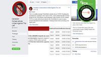 Hoaks pembelian alat tes virus corona. (Facebook/Canadian Conservatives United Against The Left)