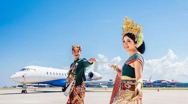 Angkasa Pura I tawarkan masyarakat yang berminat untuk melakukan pengambilan foto dan video di Bandara I Gusti Ngurah Rai Bali. (Dok AP I)