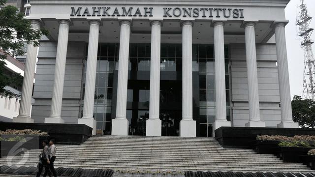 Gedung Mahkamah Konstitusi (MK)