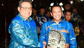 Kepada Pimpinan MPR RI, Susilo Bambang Yudhoyono menyatakan kesediaannya untuk hadir dalam acara pelantikan Presiden Joko Widodo dan Wapres KH Ma'ruf Amin 20 Oktober mendatang.