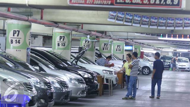 Pasar Mobil Bekas Terbesar Di Asia Tenggara Ada Di Indonesia