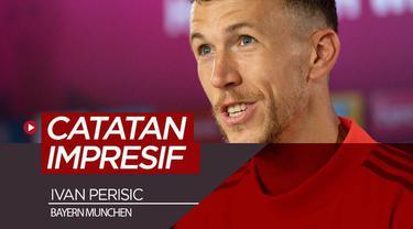 Berita video catatan impresif gelandang anyar Bayern Munchen, Ivan Perisic, di Bundesliga dan Timnas Kroasia.