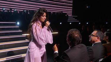 [Fimela] Camila Cabello di Grammy Awards 2020