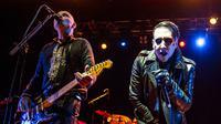Segera cari lagi Playstation One kamu, Marilyn Manson rilis album terbarunya di konsol itu.
