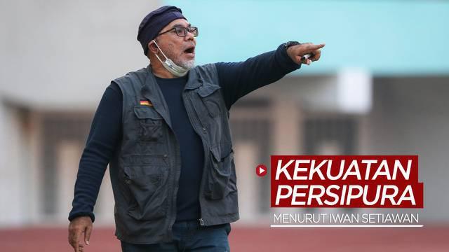 Berita video Pelatih Persela Lamongan, Iwan Setiawan, mengungkapkan kekuatan dari Persipura Jayapura, tim lawan mereka pada pekan kedua BRI Liga 1 2021/2022, yang perlu diwaspadai.