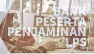 Nasabah melakukan transaksi perbankan di KCU Bank Mandiri Bintaro, Tangerang Selatan, Banten, Jumat (26/2/2021). Lembaga Penjamin Simpanan (LPS) menjamin simpanan nasabah di bank hingga Rp 2 miliar per nasabah per bank dengan syarat 3 T. (Liputan6.com/Angga Yuniar)