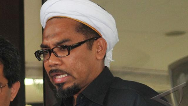 Ali Mochtar Ngabalin: Mochtar Ngabalin: Orang Seperti Jokowi Mana Bisa Otoriter