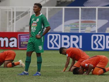 Foto: Dua Gol Paulo Henrique Bawa Persiraja Menang Dramatis 3-2 atas PSS Sleman dalam BRI Liga 1 2021 / 2022