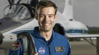 Calon astronaut yang sedang berlatih di NASA, Robb Kulin, menyatakan mundur dari pekerjaan bergengsi itu. (Robert Markowitz / NASA via AP file)