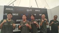 Road FC menggelar audisi di Jakarta untuk mencari petarung yang bakal dilatih jadi atlet MMA Profesional (istimewa)
