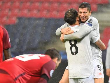 Bayern Munchen Bungkan Salzburg 6-2 di Liga Champions