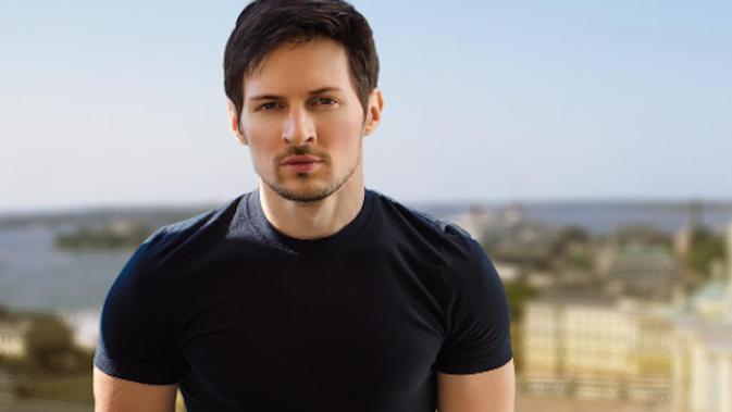 Pavel Durov, CEO Telegram. (Foto: Instagram)