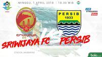 Sriwijaya FC Vs Persib Bandung (Bola.com/Adreanus Titus)