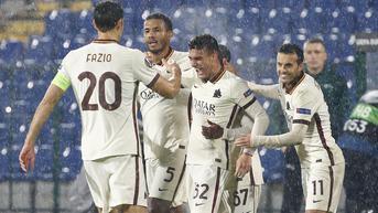 Hasil UEFA Conference League: Roma Pesta Gol, Tottenham Tertahan