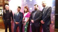 Festival Sinema Australia Indonesia 2017 telah resmi dibuka pada 26 Januari 2017 (Liputan6.com/Citra Dewi)