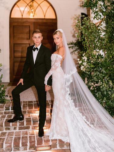 Momen Mewah Resepsi Pernikahan Justin Bieber Dan Hailey Baldwin News Entertainment Fimela Com