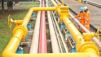 PGN Salurkan Gas Perdana Ke LPT FajarPaper