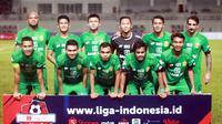 Bhayangkara FC belum terkalahkan dalam tujuh pertemuan melawan Bali United sejak 2016. (dok. Bhayangkara FC)