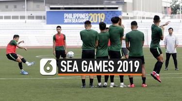 Indonesia akan ditargetkan meraih medali emas SEA Games 2019 di Filipina. Namun, skuat Garuda Muda sudah harus menghadapi perjuangan berat pada fase grup.
