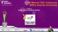 UN Women 2021 Indonesia WEPs Awards Ceremony.