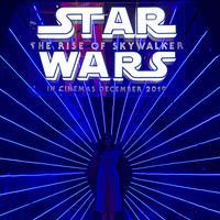 Tahun baru bertema Star Wars. (Foto: Dok. MKG)