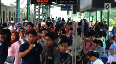 Jalur 10 Stasiun Manggarai Ditutup