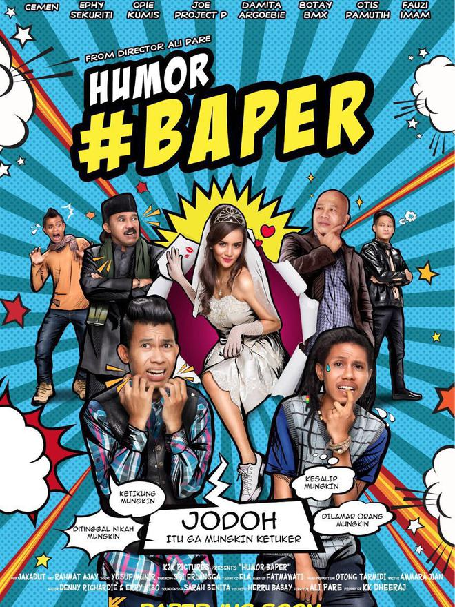Bintang Humor Baper