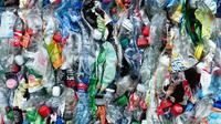 Ilustrasi limbah plastik (Dok.pixabay.com)