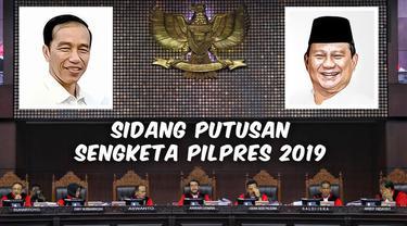 Calon wakil presiden Ma'ruf Amin saat ini menjabat sebagai Ketua Dewan Pengawas Syariah di dua bank berplat merah. Menurut Tim hukum Prabowo-Sandi, Ma'ruf tidak bisa maju sebagai kandidat lantaran anak perusahaan BUMN juga merupakan BUMN.