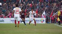 Leg Kedua final Piala Indonesia antara PSM Vs Persija di Stadion Andi Mattalatta Mattoangin, Selasa (6/8/2018). (Media Persija).
