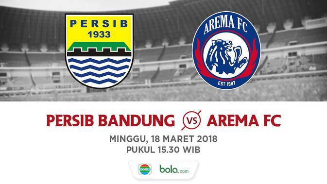 Indosiar Streaming Facebook: Live Streaming Indosiar: Persib Bandung Vs Arema FC