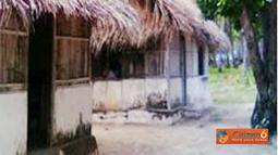 Citizen6, Maluku: Tempat belajar mengajar yang terdapat di Pulau Marsela yang sederhana yang berbeda jauh dengan keadaan gedung mengajar di kota-kota lain. (Pengirim: Bobhy Lewie)