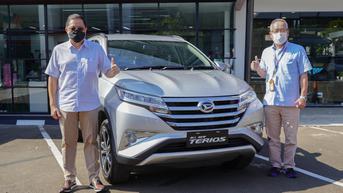 Daihatsu Terios Dijejalkan Fitur-Fitur Baru, Kini Mesinnya Bisa Mati saat Berhenti