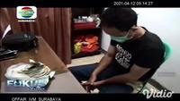 Video amatir warga ini merekam, penangkapan maling di sebuah toko di Dusun Taman Suruh, Banyuwangi, Jawa Timur. Setelah menggondol sejumlah uang, dan beberapa bungkus rokok di dalam toko, pelaku berusaha kabur.