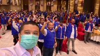 Erwin Aksa kukuhkan tim pemenangan Appi-Rahman (Istimewa)