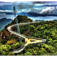 Jembatan Langkawi Sky (sumber: wojournals)