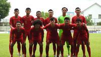 Timnas Indonesia U-18 di Piala AFF U-18 2019. (Dok. PSSI)