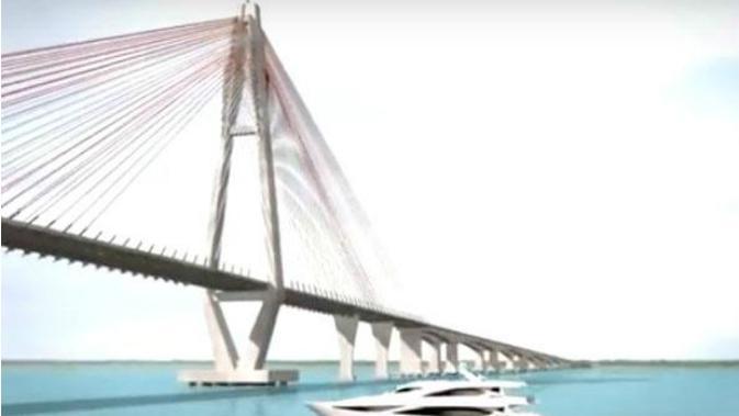 Jadwal Mundur, Lelang Proyek Jembatan Batam-Bintan Digelar ...