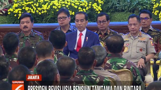 Untuk perpanjangan masa pensiun tersebut terlebih dahulu harus merevisi Undang-undang Nomor 34 Tahun 2004 tentang TNI.