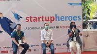 Puluhan Startup Lokal Ikuti Bootcamp di Tangerang. Liputan6.com/Pramita Tristiawati