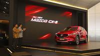 Mazda CX-5 diluncurkan di GIIAS 2017, 10 Agustus.
