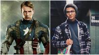 Beberapa aktor ini sempat dikritik sebelum akhirnya sukses perankan karakternya. (Sumber: Instagram/@iqbaal.e/@kingcevans)