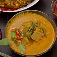 Ilustrasi gulai nangka muda./Copyright shutterstock.com
