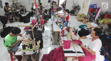Geliat Industri Konveksi di Kampung Bulak Timur