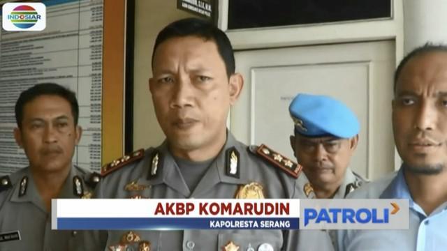 Polresta Serang sudah memeriksa Aisyah Tusalamah dan Rudi Chaeril Anwar yang menjadi pimpinan kerajaan ubur-ubur di Kota Serang terkait dugaan penodaan agama.